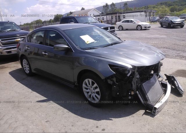 Inventory #100007688 2017 Nissan ALTIMA