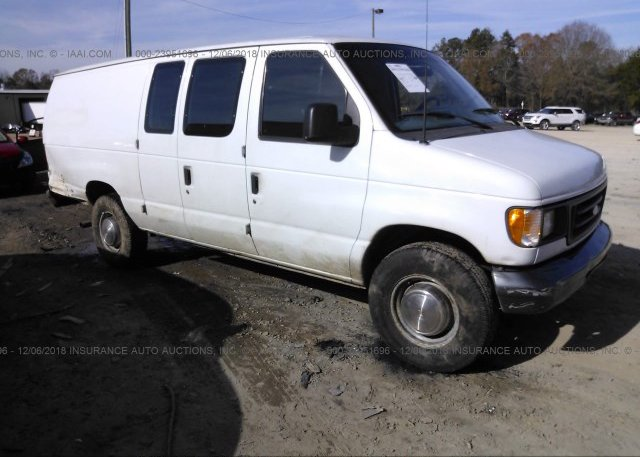 Inventory #127743792 2003 FORD ECONOLINE