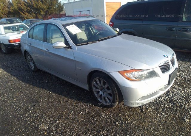 Inventory #143232155 2008 BMW 335