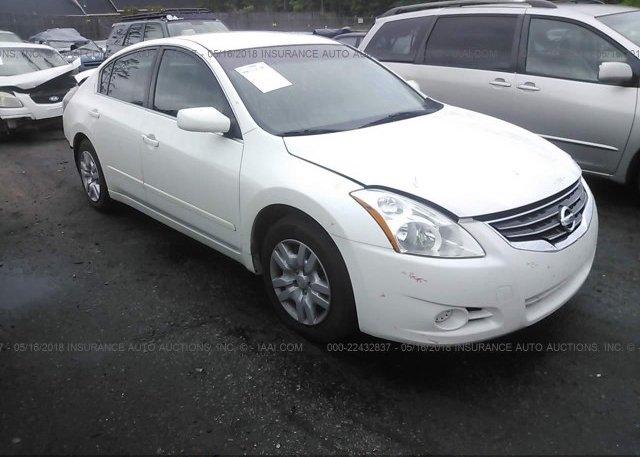 Inventory #771677440 2012 Nissan ALTIMA