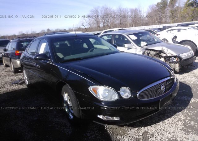 Inventory #830468801 2005 Buick LACROSSE