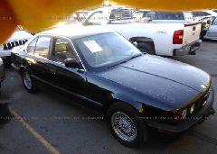 1992 BMW 535