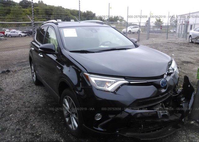 Inventory #982096185 2016 Toyota RAV4 HV