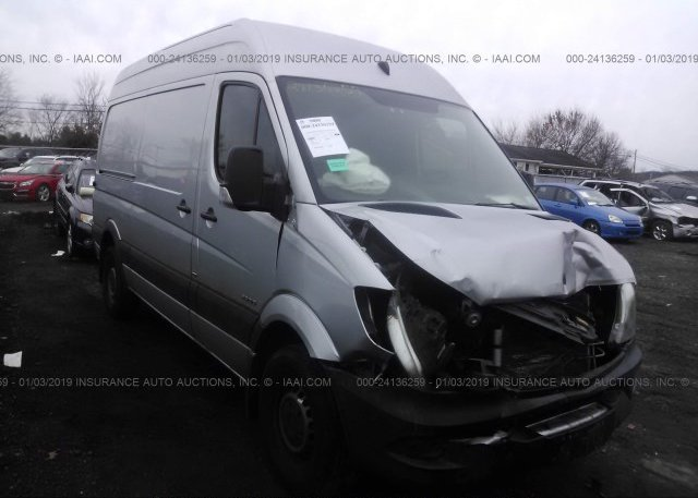 Inventory #865020874 2015 MERCEDES-BENZ SPRINTER