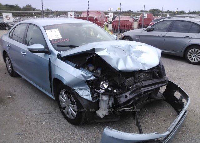 Inventory #716155909 2012 Volkswagen PASSAT