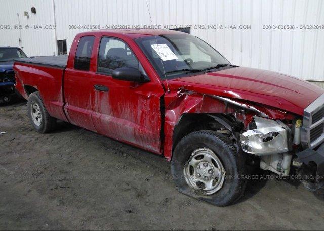 Inventory #405923084 2006 Dodge DAKOTA