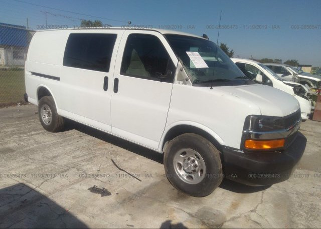 Inventory #321475214 2018 CHEVROLET EXPRESS G2500