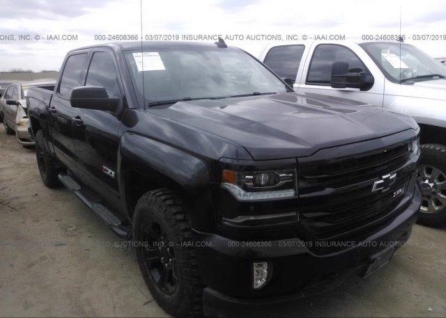 Inventory #113394750 2016 Chevrolet SILVERADO