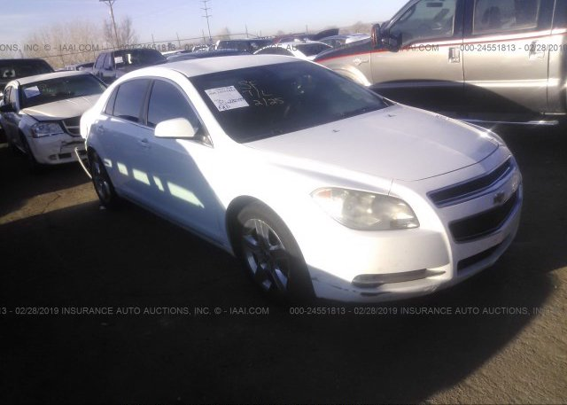 Inventory #612427593 2010 Chevrolet MALIBU