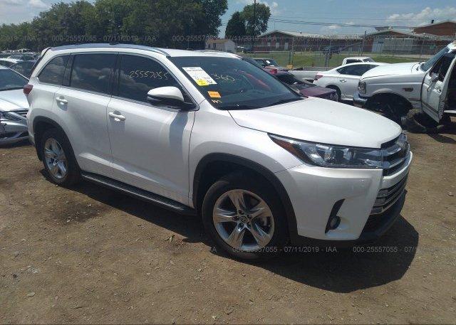 Inventory #147570287 2018 Toyota HIGHLANDER