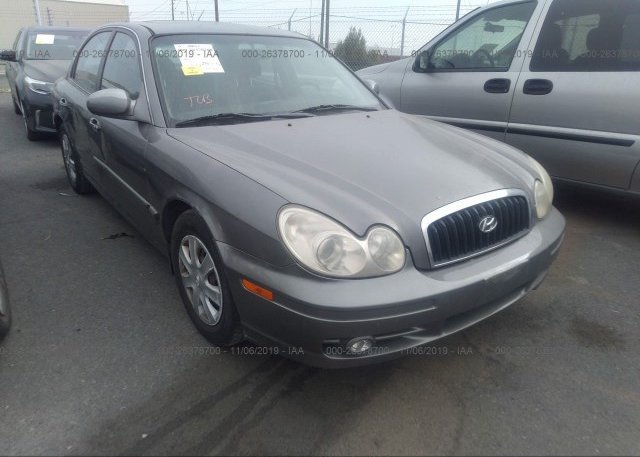 Inventory #224081862 2004 Hyundai SONATA