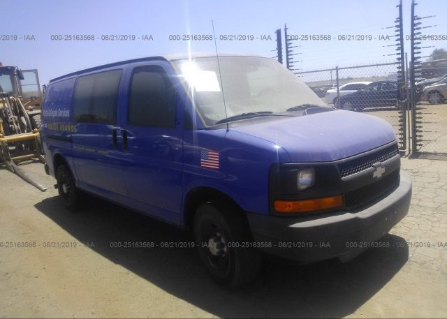 Inventory #431022000 2008 Chevrolet EXPRESS G2500