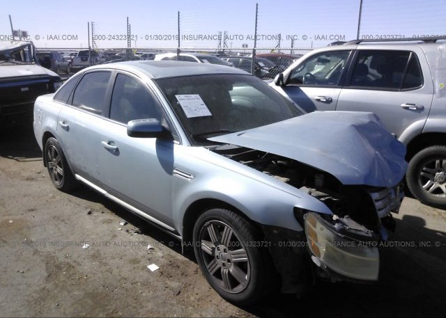 Inventory #827103851 2008 FORD TAURUS