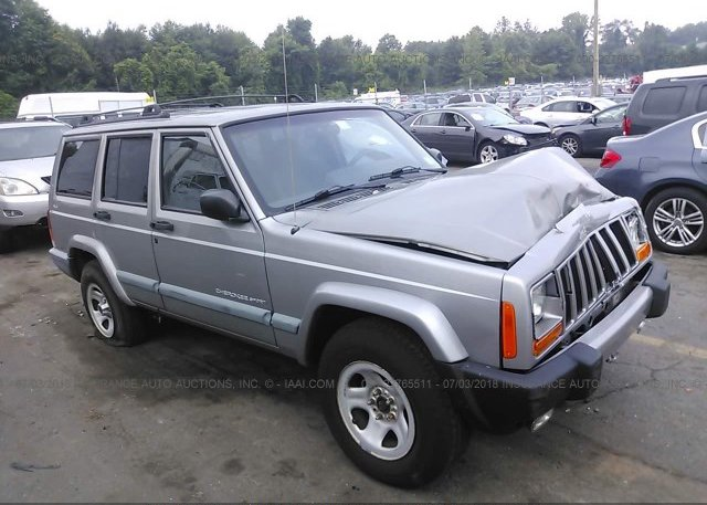 Inventory #575515747 2000 JEEP CHEROKEE