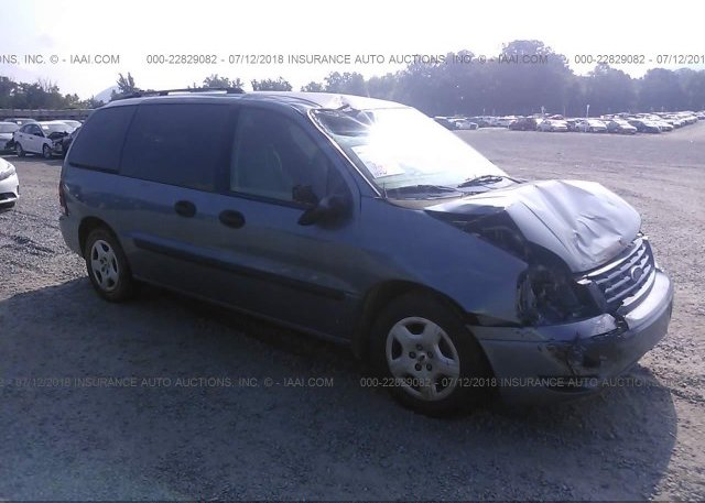 Inventory #767253016 2005 FORD FREESTAR