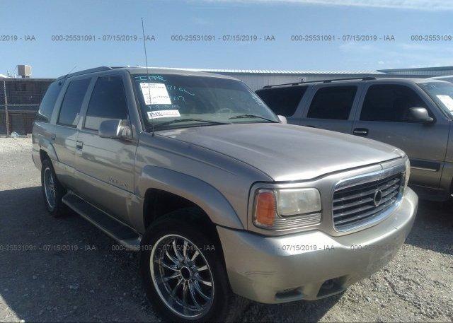 Inventory #268599543 2000 Cadillac ESCALADE