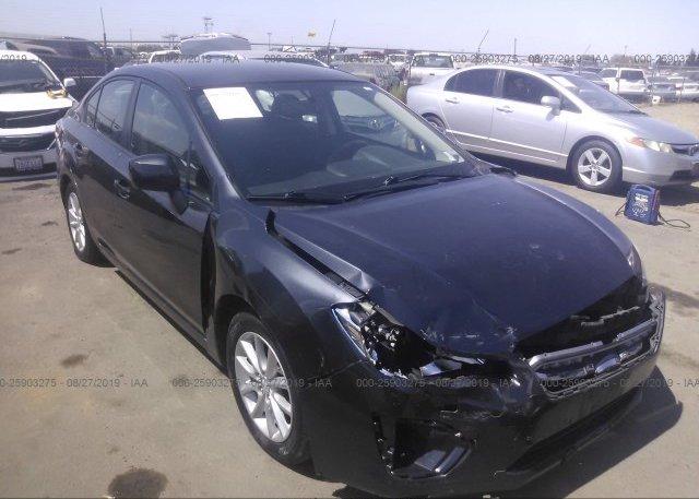 Inventory #617541765 2012 Subaru IMPREZA