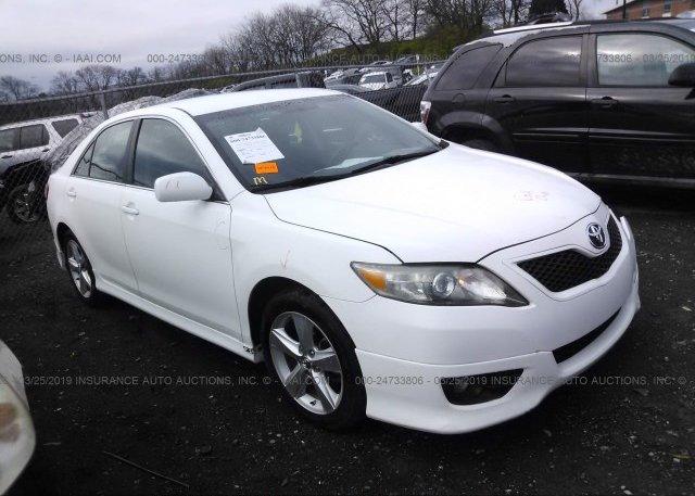 Inventory #344717141 2011 Toyota CAMRY