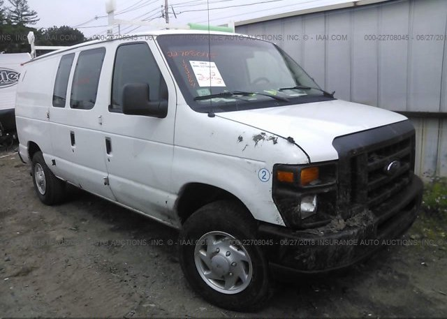 Inventory #727610047 2008 FORD ECONOLINE