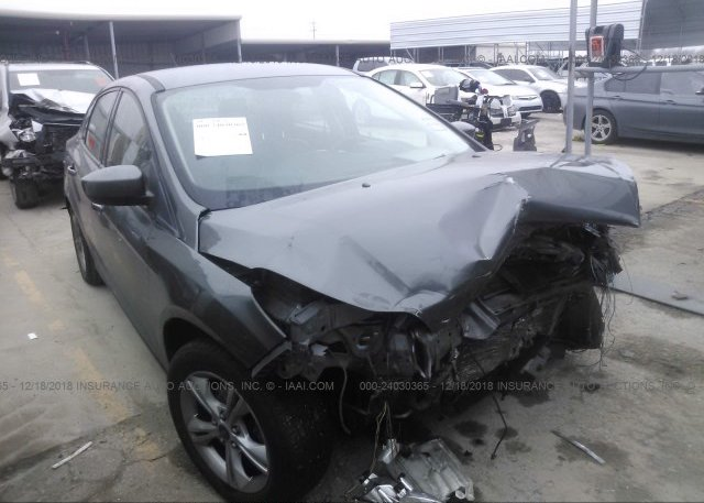 Inventory #583460119 2012 FORD FOCUS