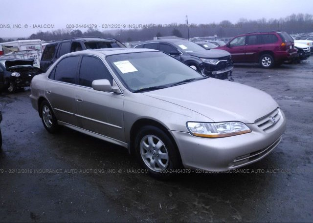 Inventory #610588077 2001 Honda ACCORD
