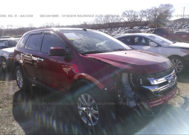 Inventory #535406807 2011 FORD EDGE