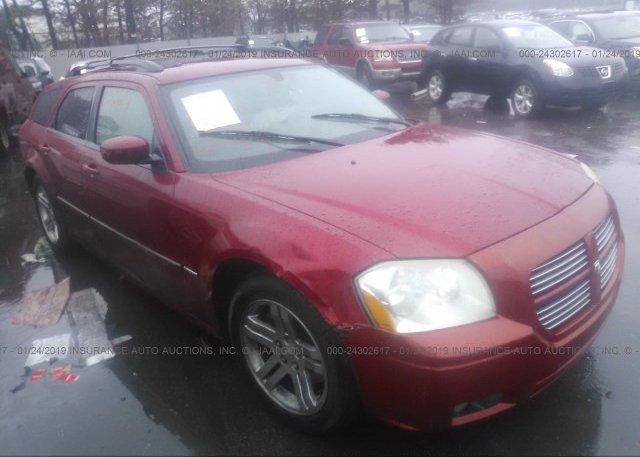 Inventory #121075473 2006 Dodge MAGNUM