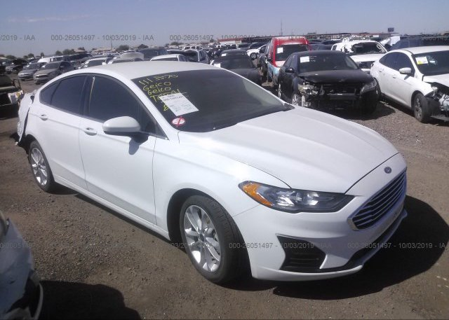 Inventory #969442610 2019 FORD FUSION