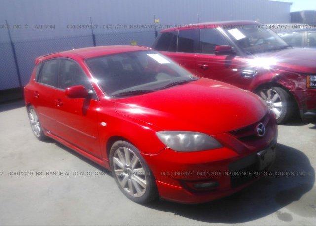 Inventory #729187364 2008 Mazda SPEED