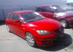 2008 Mazda SPEED