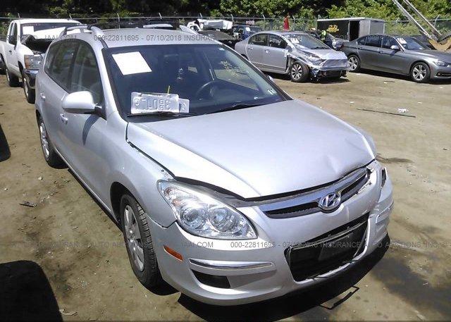 2011 Hyundai ELANTRA TOURING   KMHDC8AE4BU100319 X2 · 2011 ...