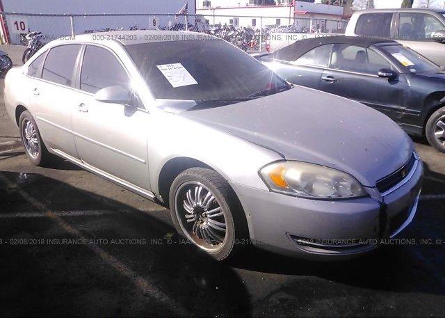 Inventory #681183207 2007 Chevrolet IMPALA