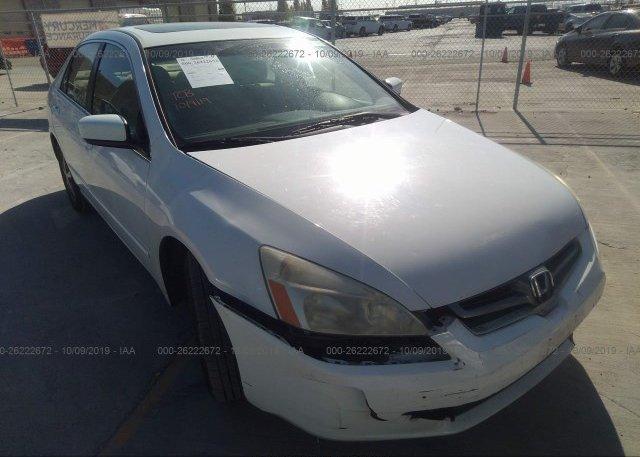 Inventory #962266364 2005 Honda ACCORD
