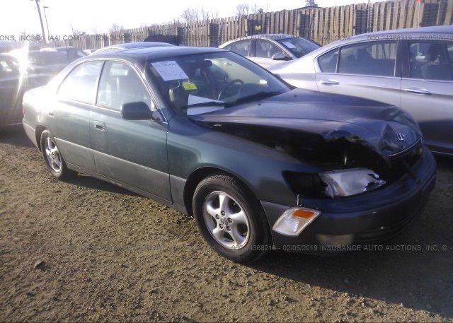 Inventory #663268349 1997 Lexus ES