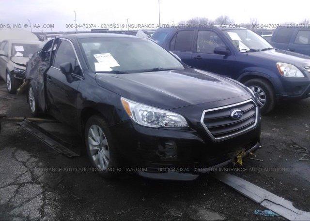 Inventory #190031533 2017 Subaru LEGACY