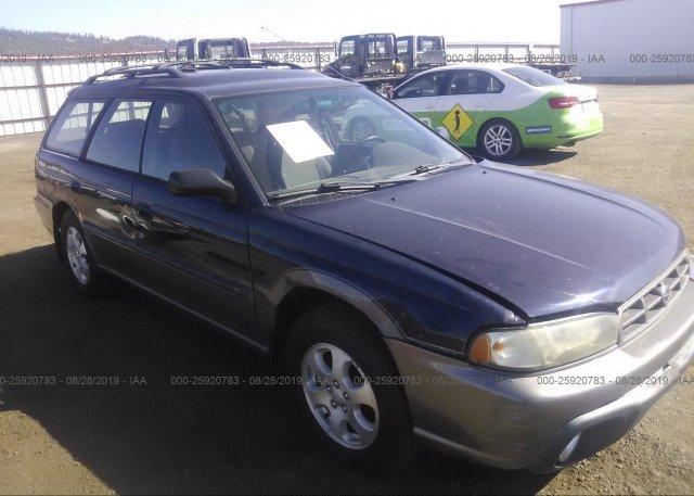 Inventory #258497502 1999 Subaru LEGACY