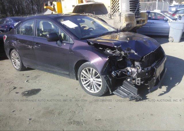 Inventory #190877235 2012 Subaru IMPREZA