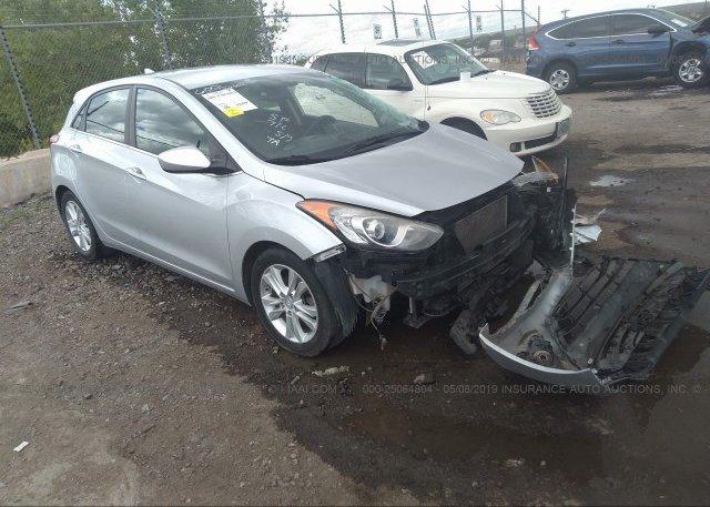Inventory #279062760 2013 Hyundai ELANTRA GT