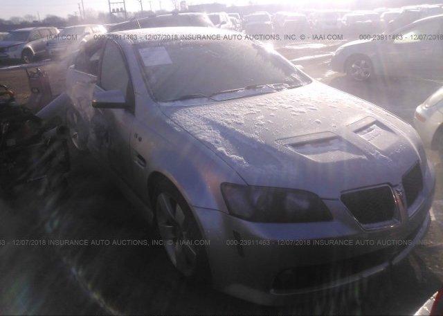Inventory #416027343 2009 Pontiac G8