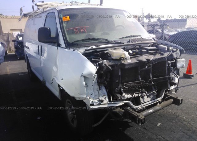 Inventory #530117690 2015 Chevrolet EXPRESS G2500