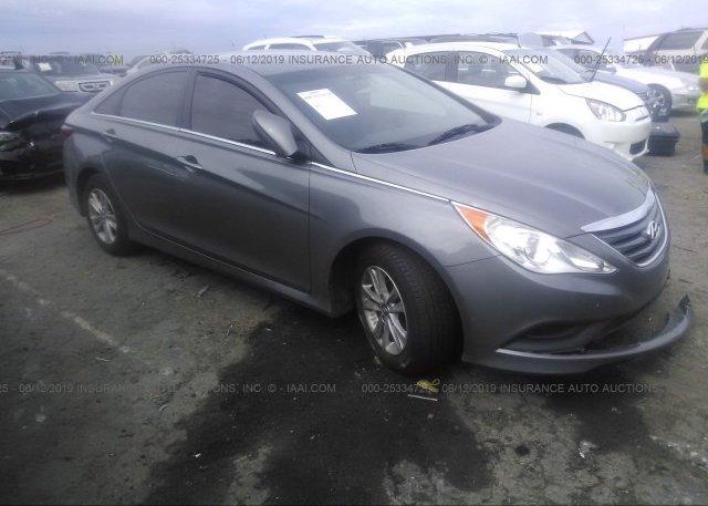 Inventory #654640566 2014 Hyundai SONATA
