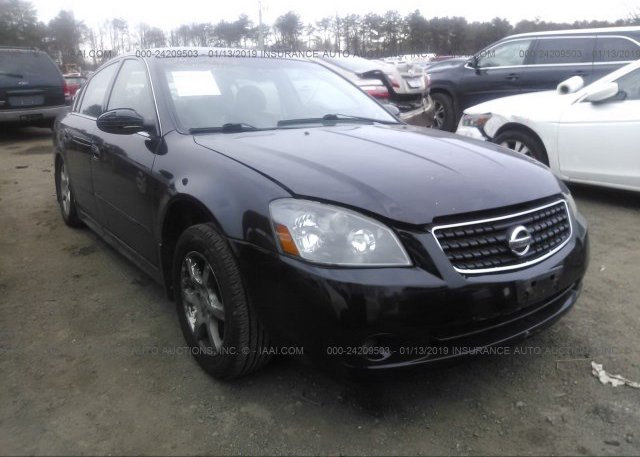 Inventory #414070405 2006 NISSAN ALTIMA