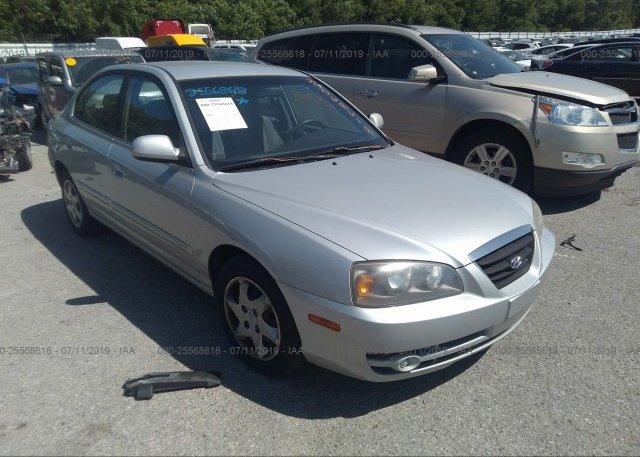 Inventory #466675667 2006 Hyundai ELANTRA