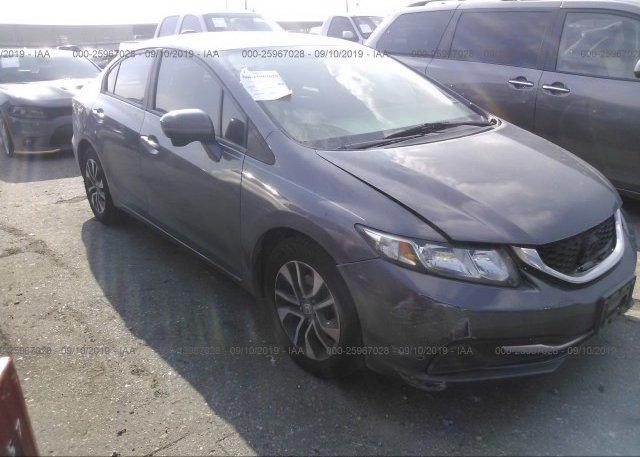 Inventory #524037203 2014 Honda CIVIC