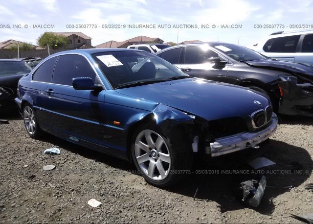 Inventory #836867536 2000 BMW 323