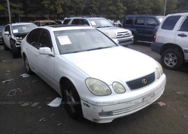 Inventory #698241214 2000 Lexus GS