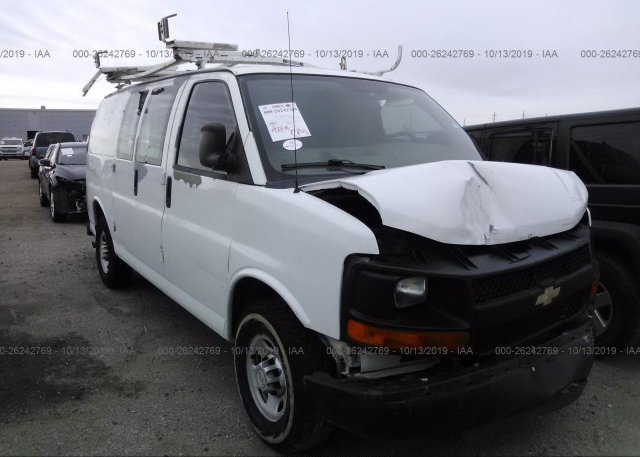 Inventory #203582341 2010 Chevrolet EXPRESS G2500