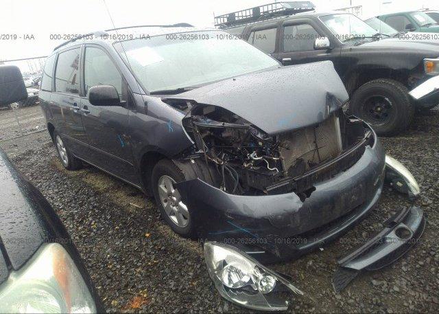Inventory #149395278 2007 Toyota SIENNA