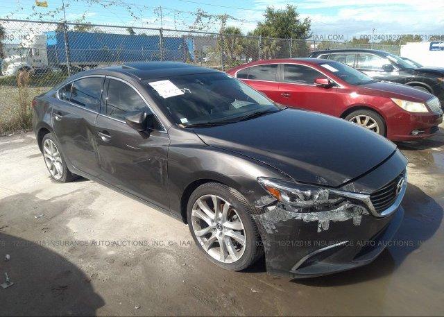 Inventory #976673699 2016 Mazda 6