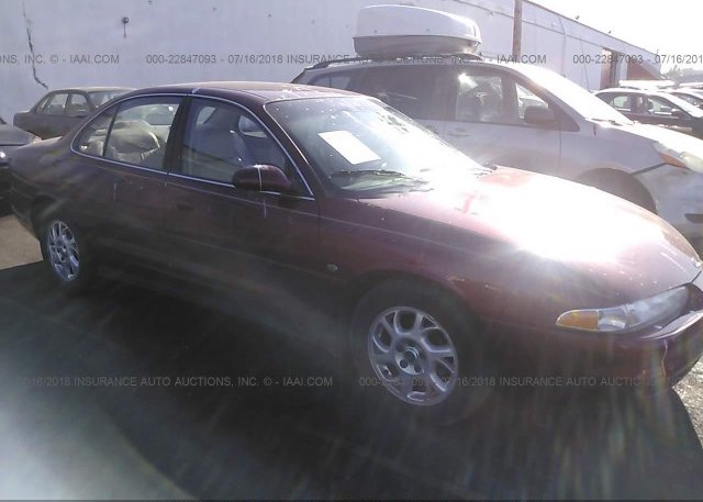 Inventory #687035781 2001 Oldsmobile INTRIGUE